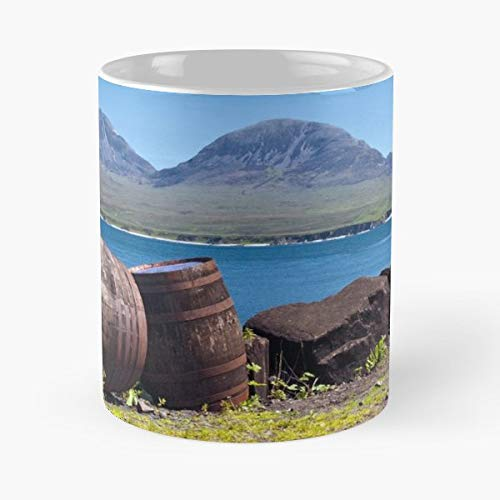 (5000views Bunnahabhain Distillery Hebrides - Funny Gifts For Men And Women Gift Coffee Mug Tea Cup White-11 Oz.)