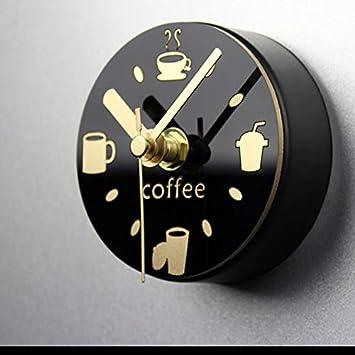 Amazon.com: llsmting Wall Clock Fridge Clock Modern Design ...