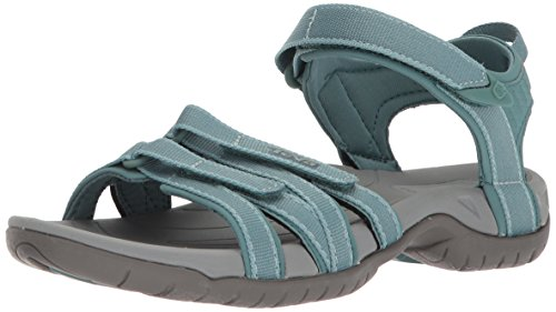 Teva Women's W Tirra Sport Sandal, North Atlantic, 8 M US ()