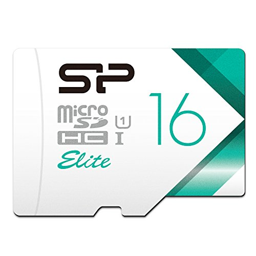 Silicon Power SP016GBSTHBU1V20BS Microsdhc Class10 product image