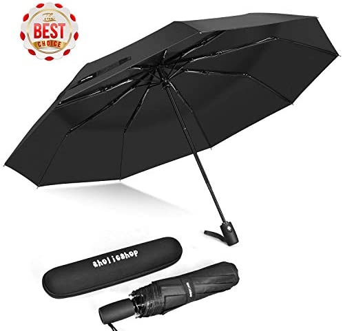 Windproof Umbrella Reinforced Operation Slip Proof product image