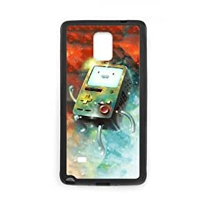 Customized Beemo Adventure Time Cell Phone Case for Samsung Galaxy Note 4 with Adventure Time