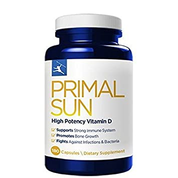 Amazon primal blueprint primal sun 180 caps health primal blueprint primal sun 180 caps malvernweather Image collections
