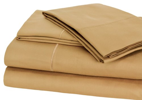 Elite Home Renaissance Collection 600 Thread Count Sateen Full Sheet Set, Cafe Renaissance Collection 600 Thread