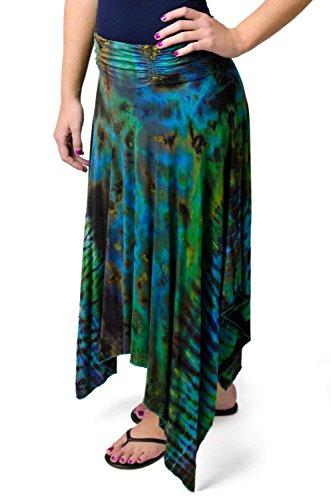 TCG Women's Tie-Dye Fairy Skirt - ()