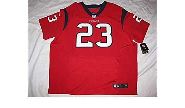 sports shoes 14160 555d5 Amazon.com : Nike Arian Foster Houston Texans Red Size 60 ...