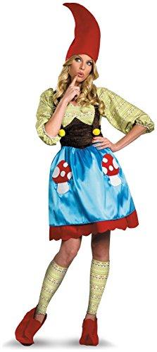 Ms. Gnome Costume - Medium - Dress Size 8-10