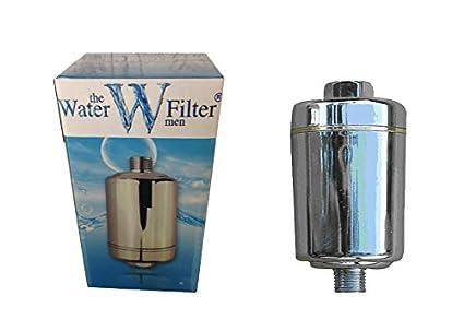 The Water Filter Men Inline - Filtro para Ducha - Universal - BS2 ...