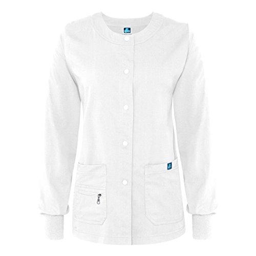 Nursing Scrub Nurse Uniform Jacket - 3