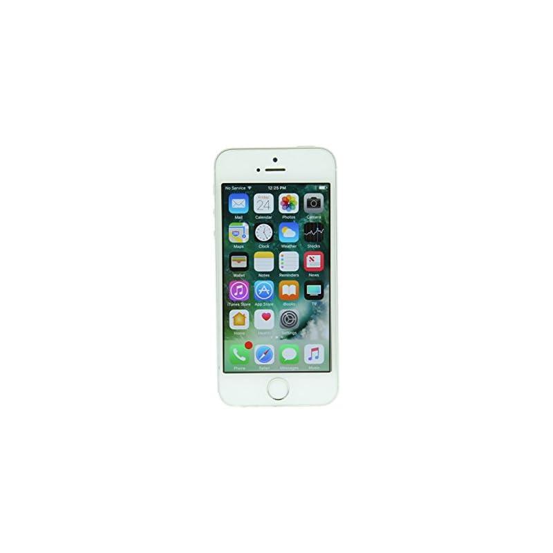 Apple iPhone SE, GSM Unlocked, 32GB - Si