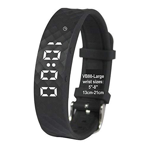eSeasongear VB80 Vibrating Alarm Watch, Silent Vibration