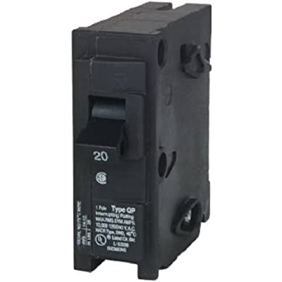 Q130 30-Amp Single Pole Type QP Circuit Breaker