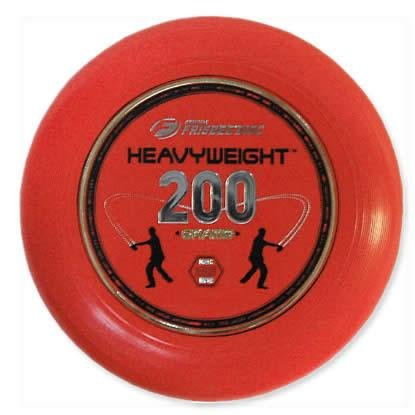 world class heavyweight frisbee