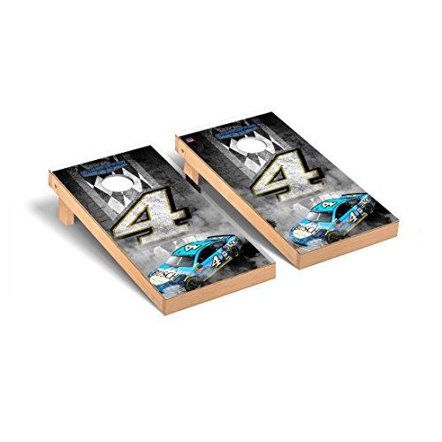 Victory Tailgate NASCAR Kevin Harvick #4 Regulation Cornhole Game Set Pit Row Version 24 Nascar Bean Bag