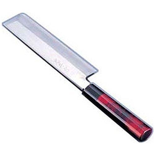 KABUKI Wakoji thin blade 19.5 cm Akane Nakiri Cooking Knife by INTEC Kaneki