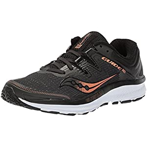 Saucony Guide ISO Cleaning Shoe - side angle