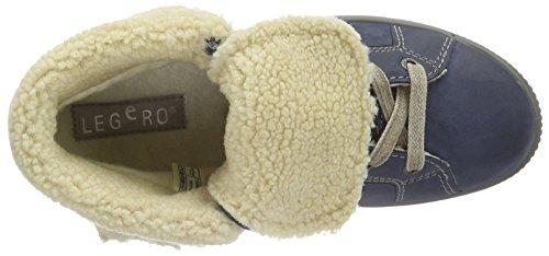 Legero Taro - Zapatillas Mujer Azul - Blau (Pacific 80)