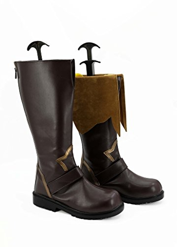 Racconti Di Berseria Eizen Scarpe Cosplay Stivali Su Misura