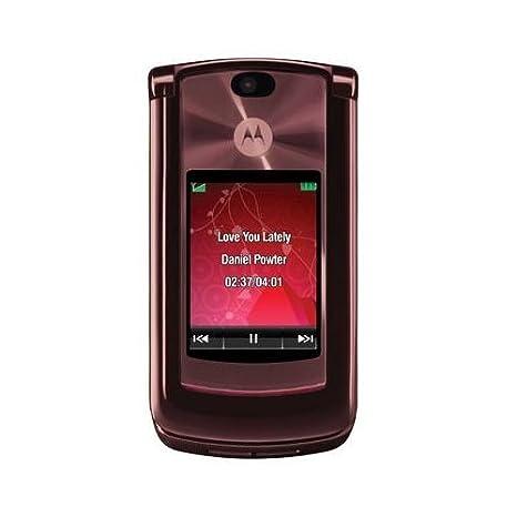 amazon com motorola razr2 v9x black phone at t cell phones rh amazon com Motorola RAZR V3 Motorola RAZR V3