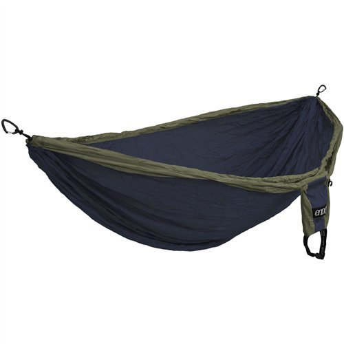 Eagles Nest Outfitters - ENO Double Deluxe Hammock, Portable Hammock for Two, - Eagle Nest Double Hammock
