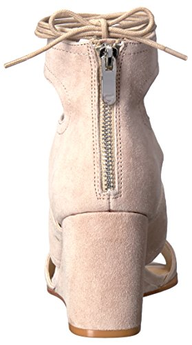 Suede Wedge Women's Sandal Chinese Raja Laundry Grey wZq04