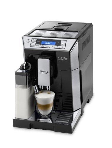 DeLonghi ECAM 45.366.B - Cafetera (Independiente, Máquina espresso ...