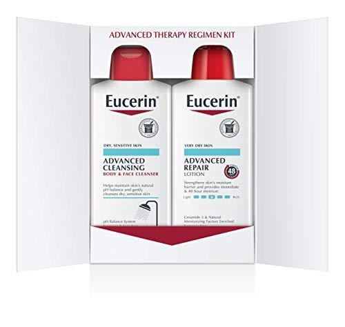 Eucerin Advanced Repair Regimen Pack - Advanced