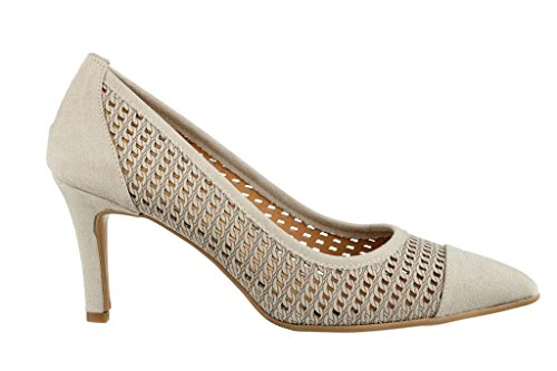 Hohe Pumps Decollete aus Leder Damen RIPA shoes - 27-4206