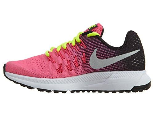 Reino Hyper Sil Zoom 5 33 Nike Gs voltios Pegasus Unido Rosado negro Del Rosa 6 Cabrito 5 Metálico YRxvxOqw