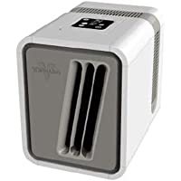 Dual Infrarheater Wht Ds