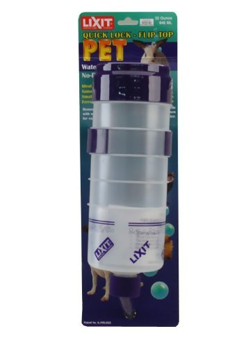 Lixit Top Fill Water Tank 32-Ounce