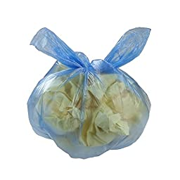 Nicesh 5 Gallon Office Trash Bags, 120 Count, F