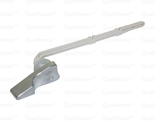 - Toilet Tank Flush Lever Replacement for American Standard, Chrome