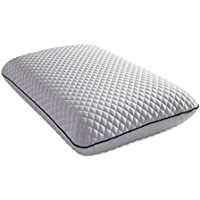 Bliss + Gel - Triple Cooling, Gel Infused, Ventilated Memory Foam, Extra Soft (King Size)