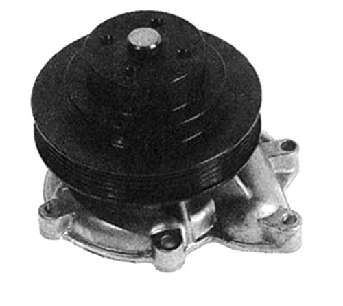 Hytec Automotive 237044 Water Pump (237044H AW9280) by Hytec Automotive