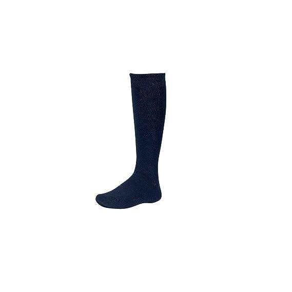 Cien Estrellas Calcetín Colegial Largo Marino (Pack 3 calcetines) (T4 (26-