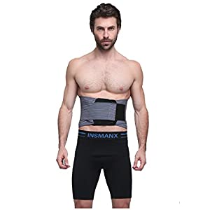 ecaa48cf2d22b Rosie Men s Shapewear Fat Slimming Belt Waist Cincher Corset Stomach Body  Shapers Underwear