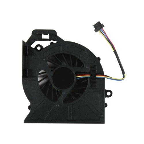 Replacement CPU Cooling Fan For HP Pavilion DV6-6000 DV6t-6000 CTO DV6-6100 DV6t-6100 CTO DV6z-6100 CTO DV6-6200 DV6-6b00 DV6t-6b00 CTO DV6z-6b00 CTO DV6-6c00 DV6t-6c00 CTO DV6z-6c00 CTO Series Laptop Four Connection Wires