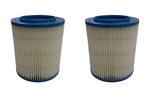 Filter Replacement Craftsman 5,6,9,12,16 Gallon Shop-Vac 2 Pack ()