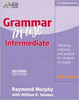 Grammar in Use Intermediate with Answers with Audio CD: Self-study ...