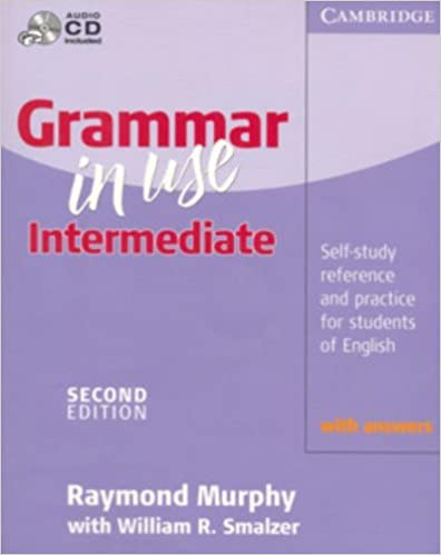 Grammar in Use Intermediate with Answers with Audio CD Self-study Reference and Practice for Students of English