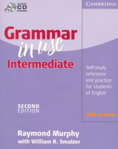 Grammar In Use Intermediate With Answers And Audio CD