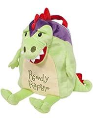 Laid Back Rowdy Raptor Snuggle Backpack