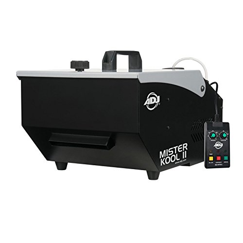 Haze Fog Machine (ADJ Mister Kool II Grave Yard Low Lying Water Based Fog Machine)