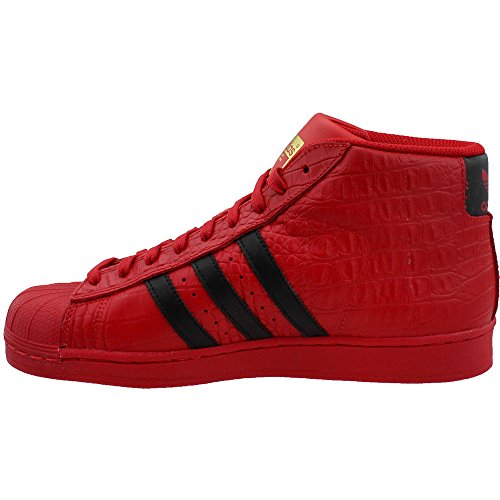 adidas Men's Originals Pro Model Red/Black oR6loNO