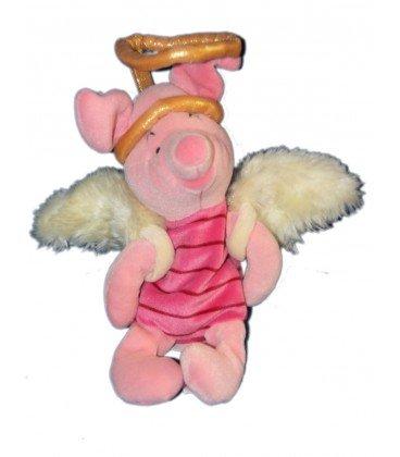 Collector peluche Doudou Piglet ángel Dreams Wings Piglet 24 cm Disney Store