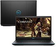 Notebook Gamer Dell G3-3590-A60P, 9ª Geração Intel Core i7-9750h, 8Gb, 512GB SSD, NVI GTX 1660Ti, Tela FHD 15.