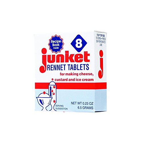 Junket Rennet - Tablets - .23 oz - Case of 12