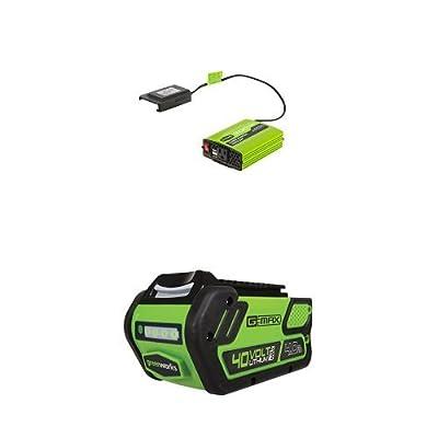 Greenworks 40V 300W Cordless Power Inverter