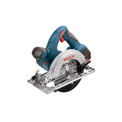 "Bosch 18V 6.5"" Cordless Circular Saw + Battery & Charger (Certified Refurbished)"